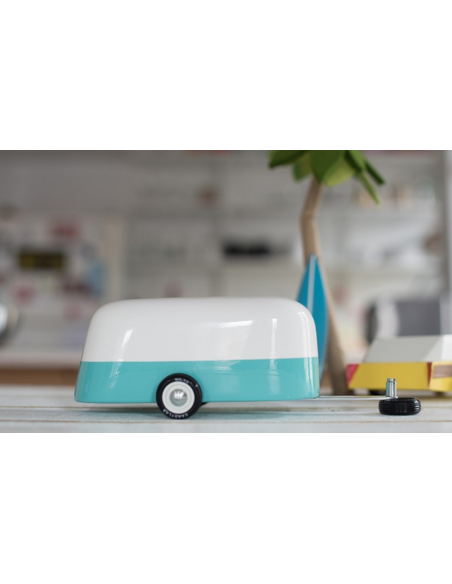 Candylab Toys Camper Blauw