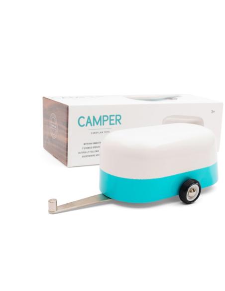 Camper Blauw