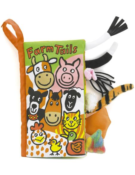 Knisperboekje Farm Tails