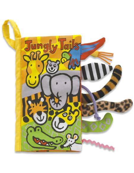 Knisperboekje Jungly Tails