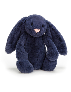 Knuffel Bashful Navy Bunny Small