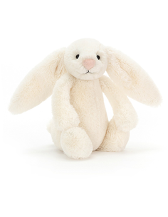 Knuffel Bashful Cream Bunny Small