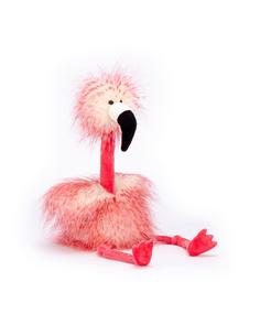 Knuffel Flora Flamingo
