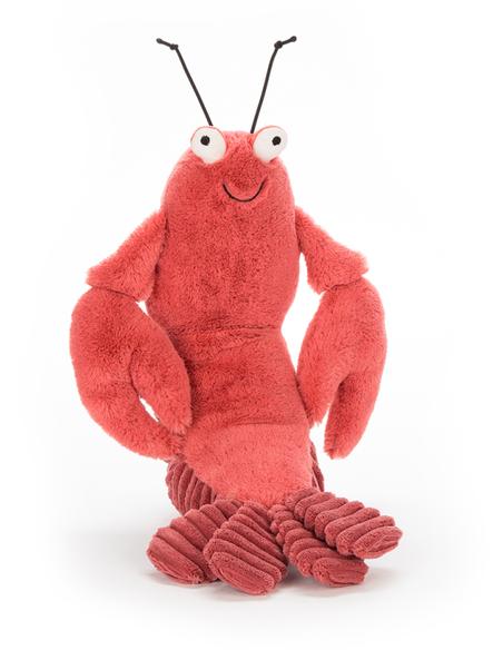 Knuffel Larry Lobster Large