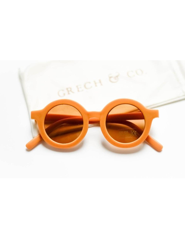 Grech & Co Kinderzonnebril Golden