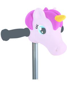 Hoofd Unicorn Roze