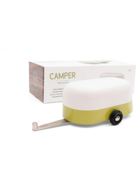 Candylab Toys Camper Groen