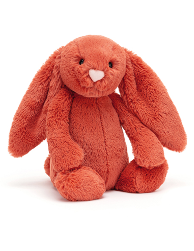 Knuffel Bashful Cinnamon Bunny Small