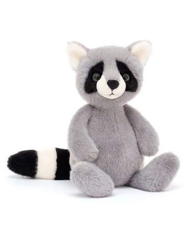 Knuffel Whispit Raccoon