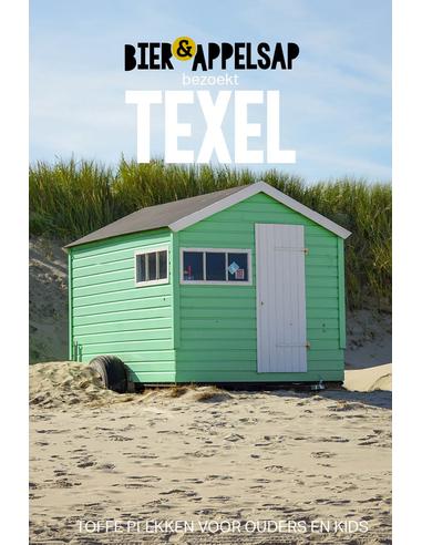 Bier en Appelsap Boek Texel