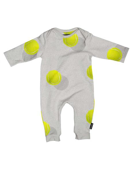 Jumpsuit Tennis Balls