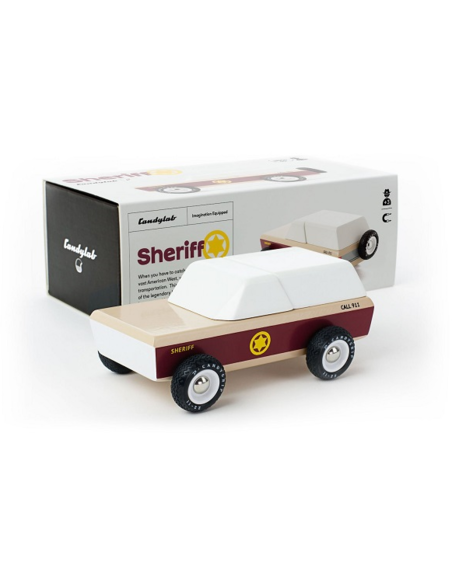 Candylab Toys Lone Sheriff