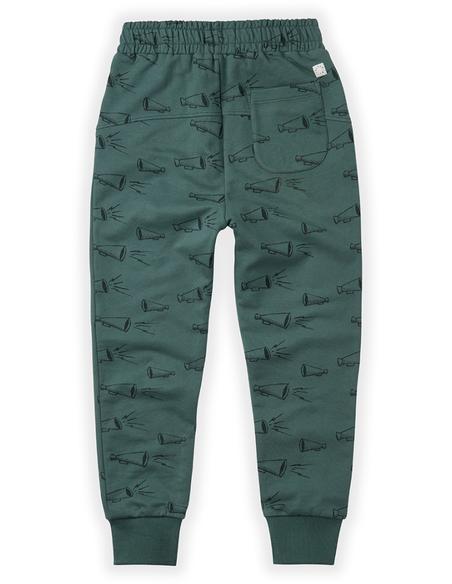 Sweatpants Megaphone - Dusty Green
