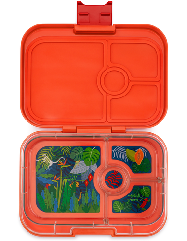 Panino Safari Oranje - Jungle Tray (4 vakken)