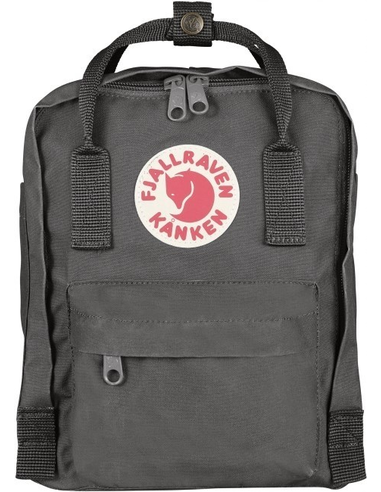 Fjällräven Rugtas Kanken Mini Super Grey