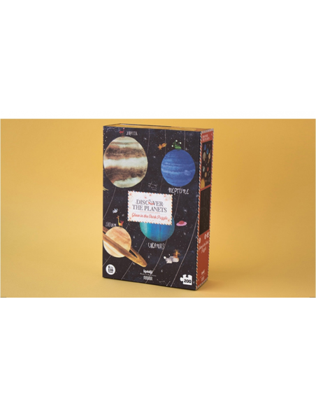 Puzzel - Ontdek de Planeten (200 stukjes)