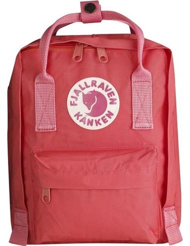 Rugtas Kanken Mini Peach Pink