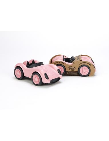 Green Toys Raceauto roze