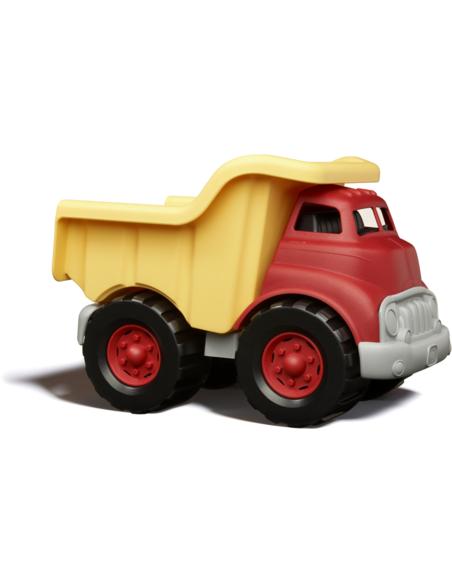 Green Toys Kiepwagen geel + rood
