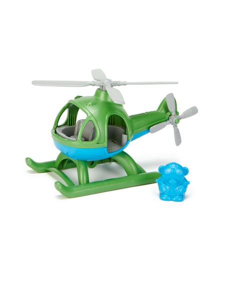Helicopter groen