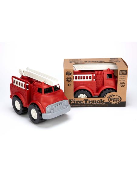 Brandweerwagen rood