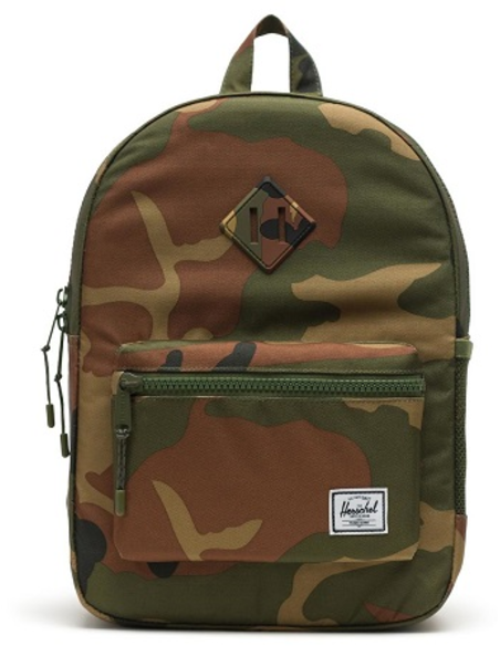 Heritage Youth Kids Woodland Camo