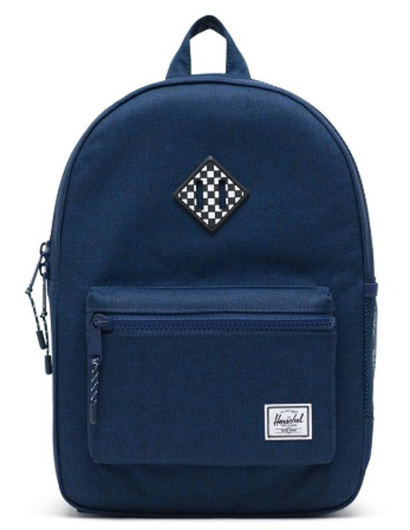 Heritage Youth Medievel Blue Crosshatch