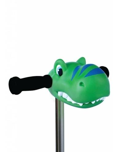 Micro Step Hoofd Dino Groen