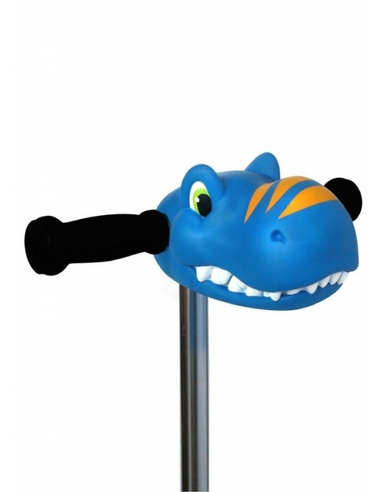 Micro Step Hoofd Dino Blauw