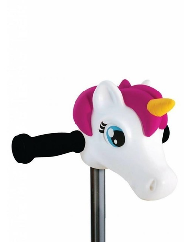 Micro Step Hoofd Unicorn Wit