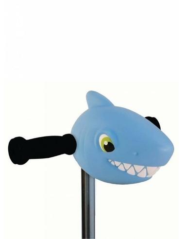 Micro Step Hoofd Haai Blauw