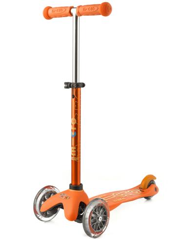 Micro Step MINI Oranje