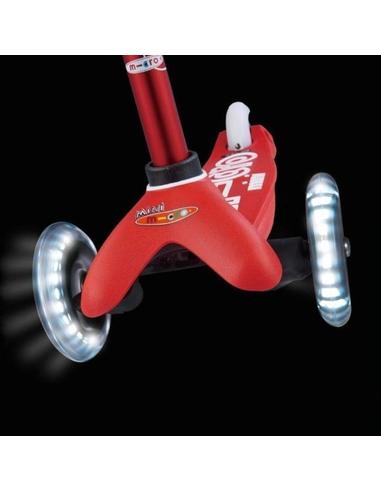 Micro Step LED wiel set voor MINI