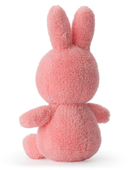 Nijntje terry badstof pink 23 cm