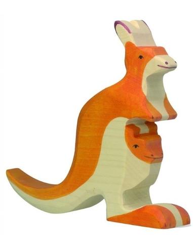 Kangoeroemet jong