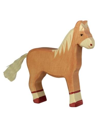 Holztiger Houten Paardstaand