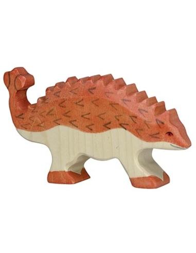 Holztiger Houten Ankylosaurus