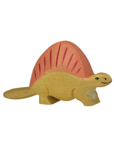 Holztiger Houten Dimetrodon