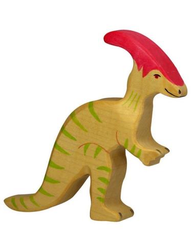 Holztiger Houten Parasaurolophus