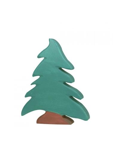 Holztiger Houten Naaldboom klein