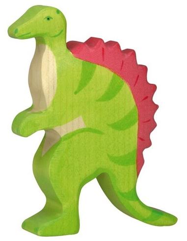 Holztiger Houten Spinosaurus