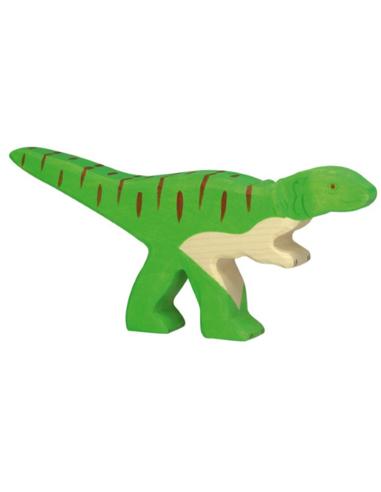 Holztiger Houten Allosaurus